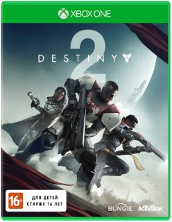 Диск Destiny 2 [Xbox One]