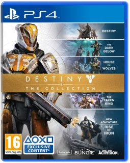 Диск Destiny - Collection [PS4]