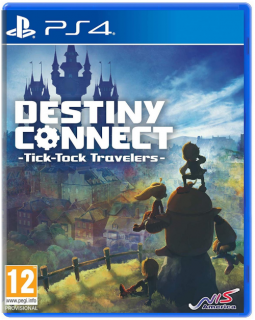 Диск Destiny Connect: Tick - Tock Travelers [PS4]