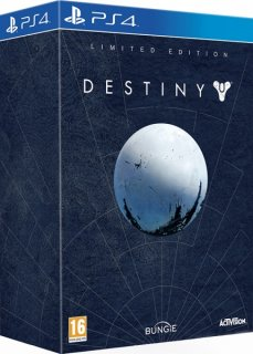 Диск Destiny Limited Edition (Б/У) [PS4]