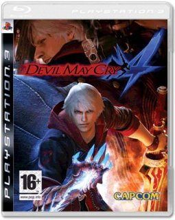 Диск Devil May Cry 4 [PS3]