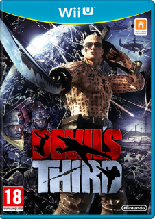 Диск Devil's Third [WiiU]