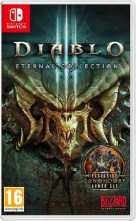 Диск Diablo III (3) Eternal Collection [NSwitch]