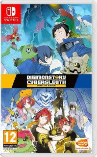 Диск Digimon Story Cyber Sleuth - Complete Edition [NSwitch]