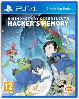 Диск Digimon Story: Cyber Sleuth - Hacker's Memory [PS4]