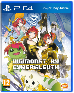 Диск Digimon Story Cyber Sleuth [PS4]