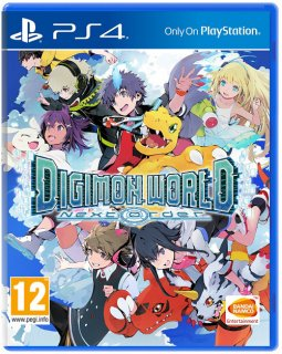 Диск Digimon World: Next Order [PS4]