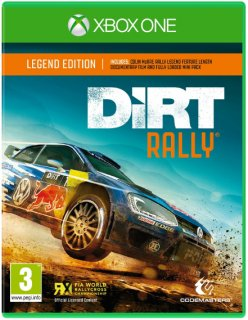 Диск Dirt Rally - Legend Edition [Xbox One]