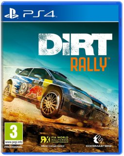 Диск Dirt Rally [PS4]