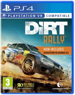 Диск Dirt Rally [PS4/PSVR]