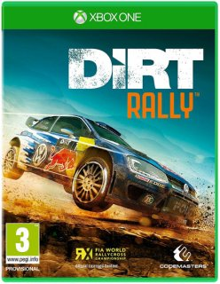 Диск Dirt Rally [Xbox One]