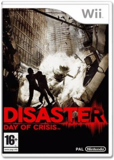 Диск Disaster: Day of Crisis [Wii]
