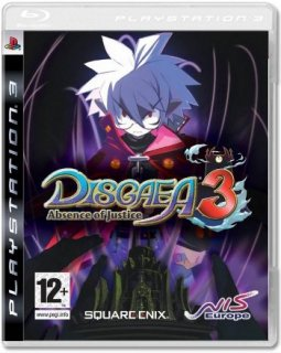 Диск Disgaea 3: Absence of Justice (Б/У) [PS3]