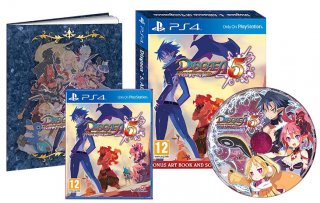 Диск Disgaea 5: Alliance of Vengeance - Launch Day Edition [PS4]