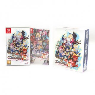 Диск Disgaea 5: Complete - Limited Edition [NSwitch]