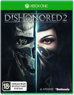 Диск Dishonored 2 [Xbox One]