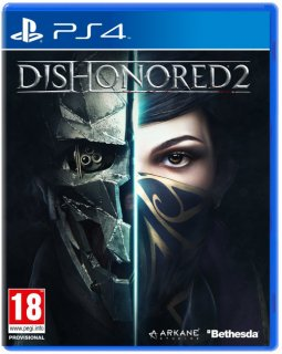 Диск Dishonored 2 [PS4]