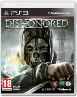 Диск Dishonored (Б/У) [PS3]