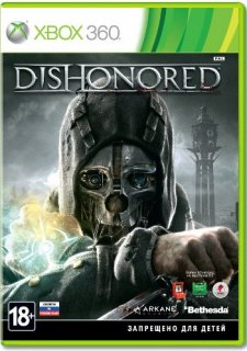 Диск Dishonored [X360]