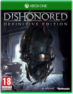 Диск Dishonored - Definitive Edition (Б/У) [Xbox One]