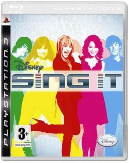 Диск Disney Sing It (Б/У) [PS3]