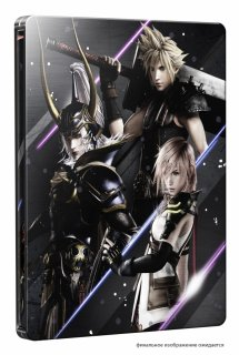 Диск Dissidia Final Fantasy NT Steelbook Edition [PS4]