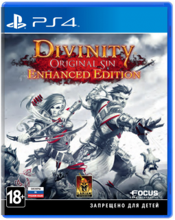 Диск Divinity Original Sin - Enhanced Edition [PS4]