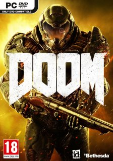 Диск DOOM [PC,Jewel]