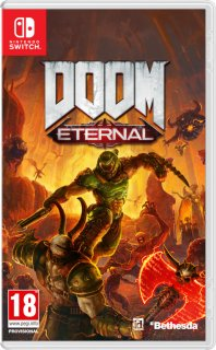 Диск DOOM Eternal [NSwitch]