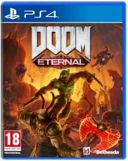Диск DOOM Eternal [PS4]