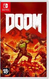 Диск Doom [NSwitch]