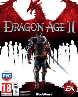 Диск Dragon Age 2 [PС, Jewel]