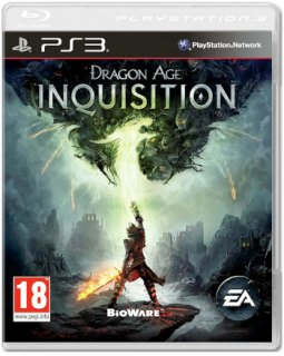 Диск Dragon Age: Inquisition (Инквизиция) (англ. версия) [PS3]