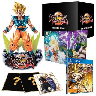 Диск Dragon Ball FighterZ  CollectorZ Edition [PS4]