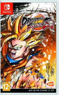 Диск Dragon Ball FighterZ [NSwitch]