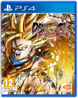 Диск Dragon Ball FighterZ [PS4]