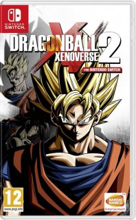 Диск Dragon Ball Xenoverse 2 [NSwitch]