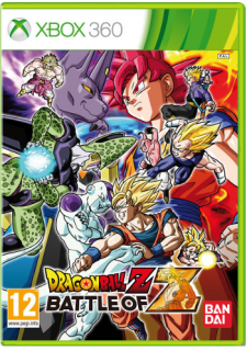 Диск Dragon Ball Z: Battle of Z [X360]