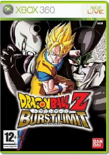 Диск Dragon Ball Z: Burst Limit (Б/У) [X360]