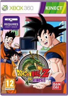 Диск Dragon Ball Z for Kinect [X360]