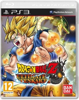 Диск Dragon Ball Z: Ultimate Tenkaichi (Б/У) [PS3]