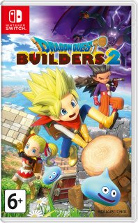 Диск Dragon Quest Builders 2 [NSwitch]