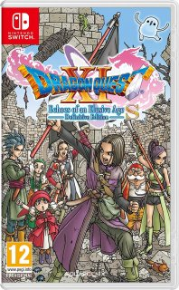 Диск Dragon Quest XI: Echoes Of An Elusive Age - Definitive Edition [NSwitch]