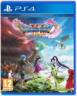 Диск Dragon Quest XI: Echoes Of An Elusive Age (Б/У) [PS4]