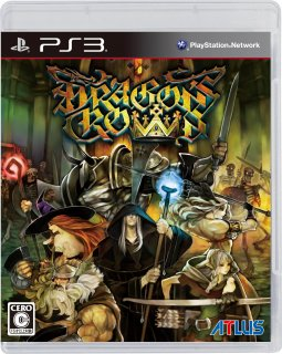 Диск Dragon's Crown (Б/У) [PS3] (US)
