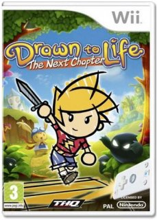 Диск Drawn to Life: The Next Chapter [Wii]