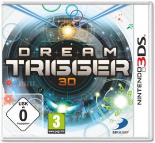 Диск Dream Trigger 3D [3DS]