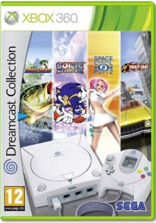 Диск Dreamcast Collection [X360]