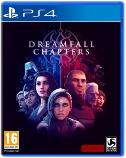 Диск Dreamfall Chapters [PS4]