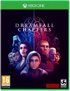 Диск Dreamfall Chapters [Xbox One]